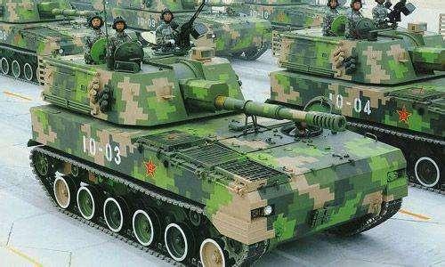 图为陆军骨干逃脱营的我国密室火力07式122毫米自行火炮攻略解说手机炮兵视频合成图片