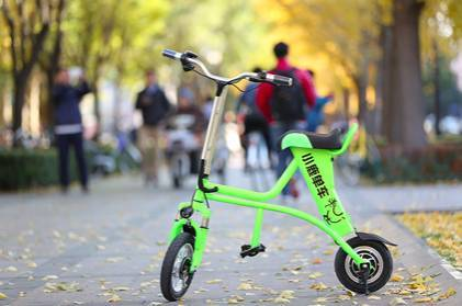 两个轮子联盟丨共享经济下,自行车店如何自处?图片