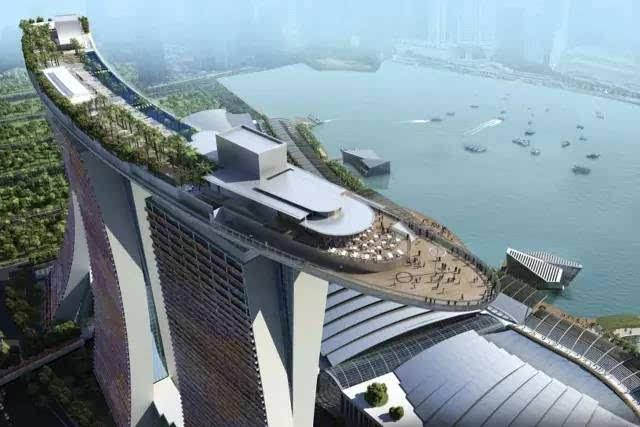 史上最有创意的建筑设计!