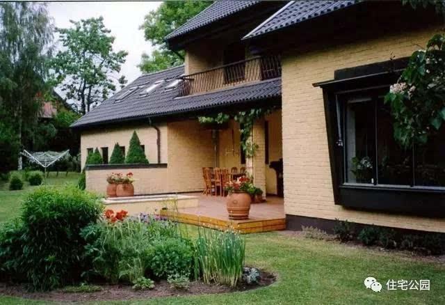 微信公众号:住宅公园,450款农村自建房图纸,建筑师别墅作品展