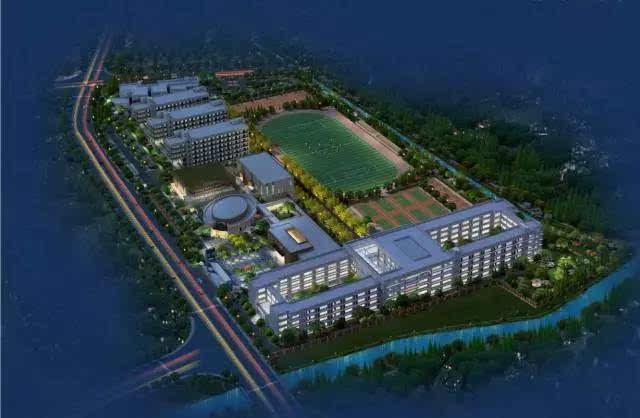 上海森马_温州森马协和国际学校正式落成!从幼儿园到高中都有!