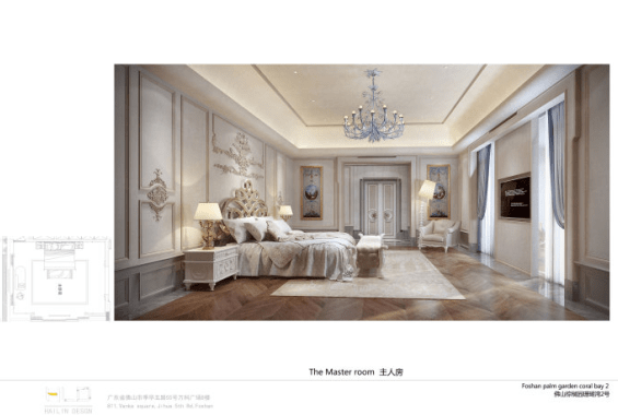 本案为loft别墅空间,运用新古典设计风格,整个地下室通过再改造,增加