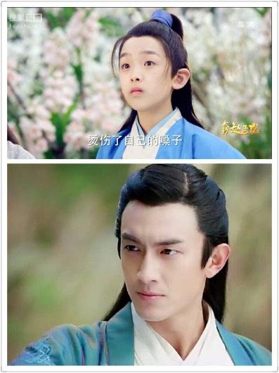 该剧是黄天崎拍摄的第一部电视剧,林峰在剧中演纳兰东,而黄天崎扮演小