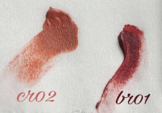 V1dXX01BR01BTEFORF9DT01RUVNT_br01和cr02是大热色号,两款当下很时髦的颜色,一个偏棕的吃土色,一个