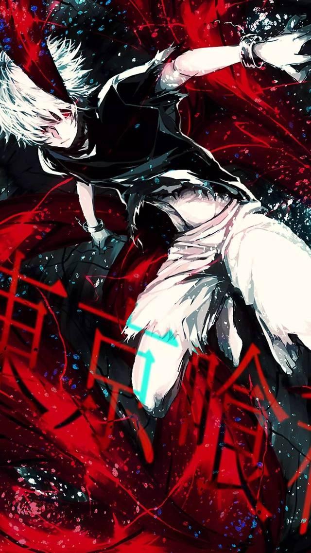 壁纸控 | 错的不是我,是这个世界!东京食尸鬼,黑暗来袭