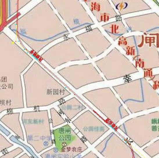 南通地铁一号线一期工程线路图总体图 总 体 图