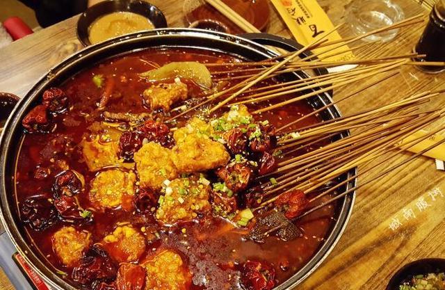 串串火锅怎么吃
