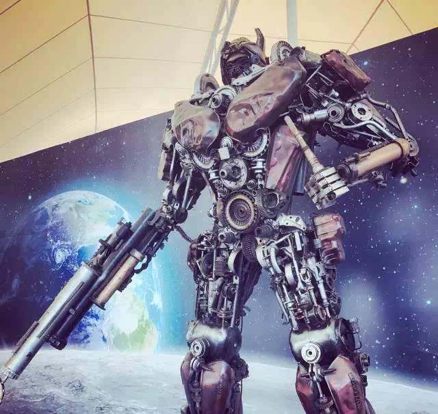 13米巨型机器人 no.