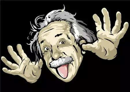 """关于爱因斯坦最著名的那张照片——""""为什么要吐舌头?"""