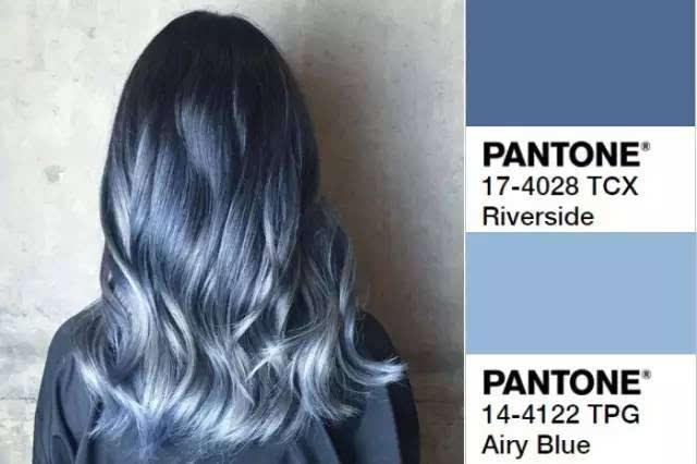 如果它是一种头发的色彩,带上了某种难以在凡间找到的神秘感.图片