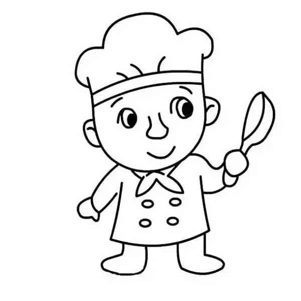 幼儿各类简笔画大全,这样的画法简单又好玩