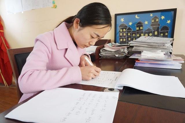 杨小莉广州广辉小学老师_聚焦| 特殊教育老师杨小莉的一天