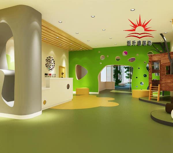 幼儿园地面装修及教师布局是一个系统的工程,涉及到了材料,颜色的