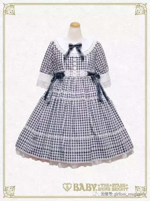 宝冢与lolita | 当大裙子遇到小裙子图片