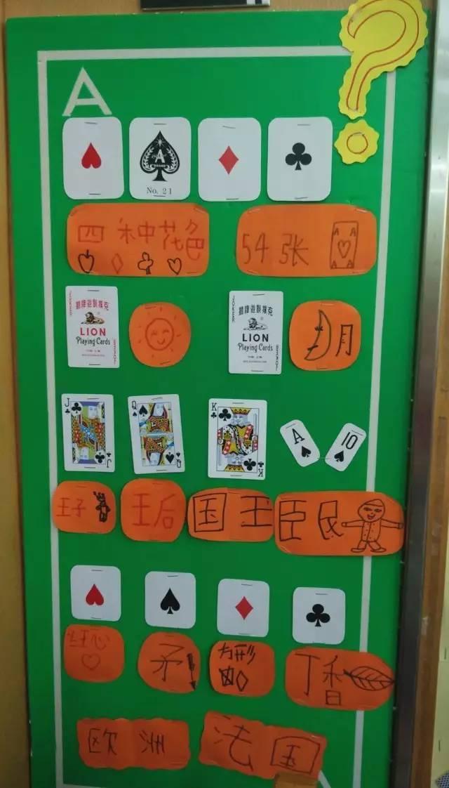 创造 幼儿园的小朋友会玩扑克吗?相信你的心理一定有很多疑问.