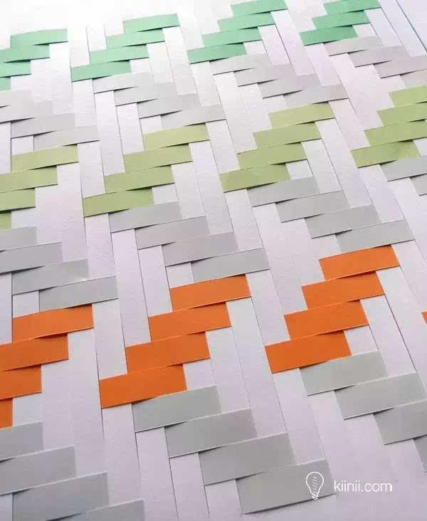 纸编艺术装饰画diy手工制作教程