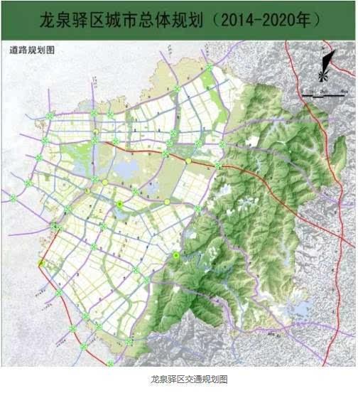 手绘环境地图之新会