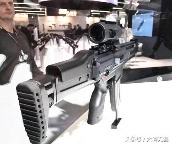 再见了g36,德军新式突击步枪重回金属时代,甩95步枪八