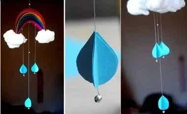 【伴读】幼儿园冬天创意挂饰手工制作,美到爆!