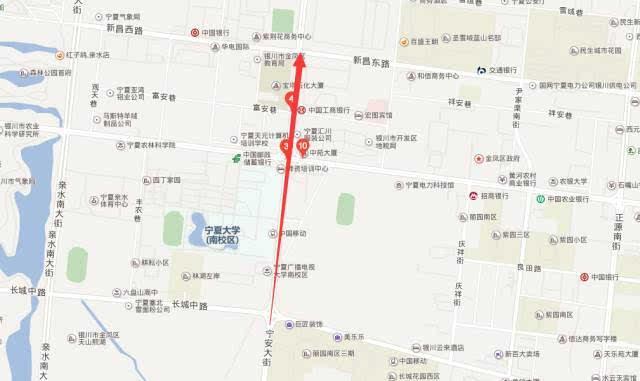宁安大街新昌路至长城路将改潮汐车道!图片