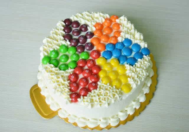 六一儿童节蛋糕系列