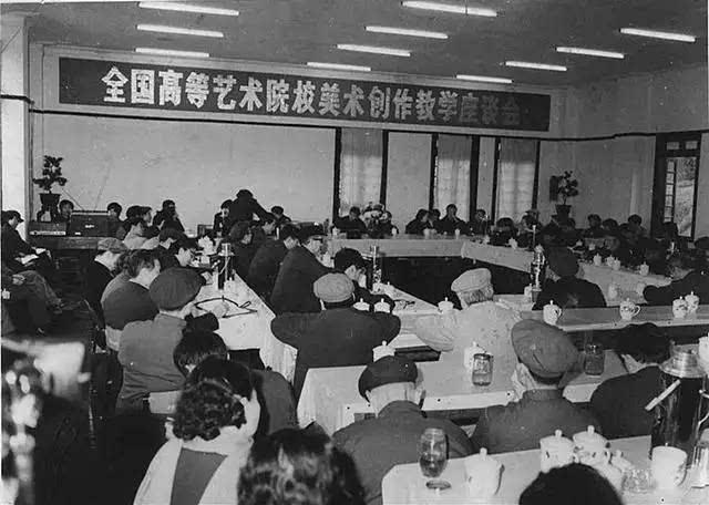 作为80年代四川美术学院的院长,罗中立,张晓刚,周春芽,何多苓,叶永青图片