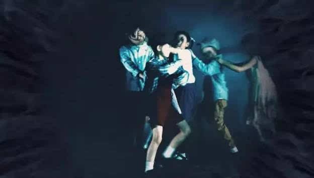 根据香港真实灵异事件改编 30集恐怖僵尸电视剧 《93年广九铁路广告