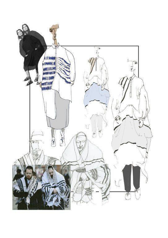 lily老师 维欧电脑手绘及服装手绘老师 就读于北京服装学院服装设计图片