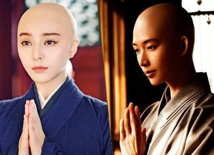 传奇》 图右:林志玲《富春山居图》-女神遭剃毛上演最丑秀,却凭图片