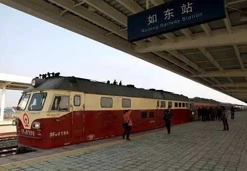 如东铁路列车7月1日起将面临停运.