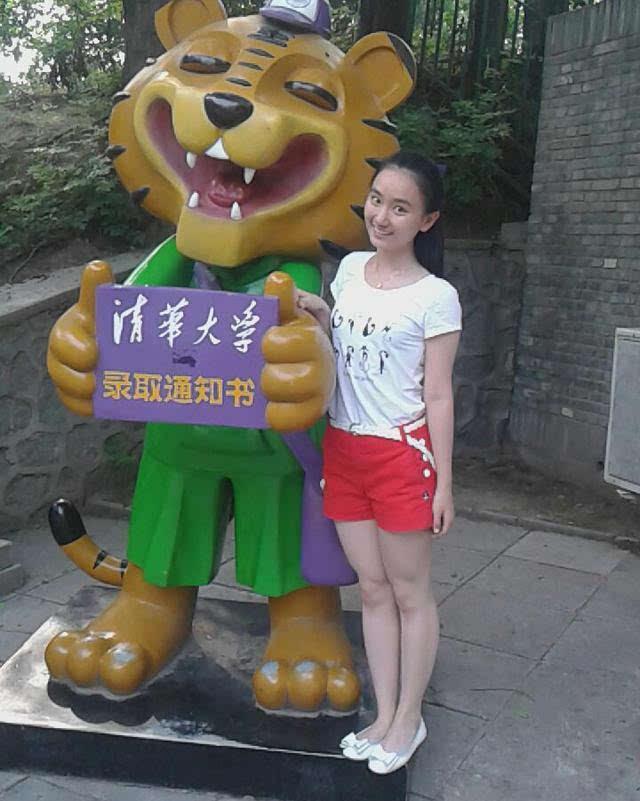 这位童星是林妙可闺蜜,7岁出道11岁成名,现变身清华美女学霸图片
