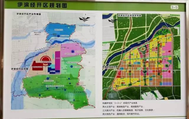 洛阳最新城市规划图曝光,这是要上天啊!