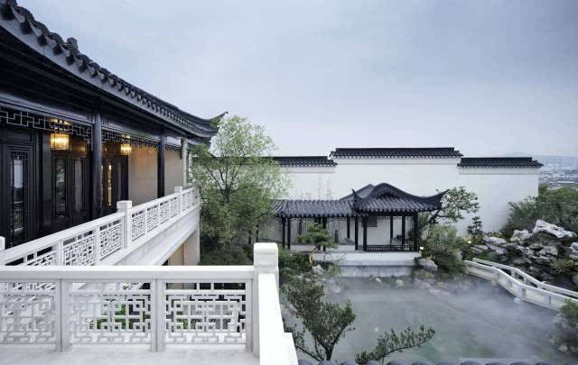 中国式居住 · 八大中式宅院赏析图片