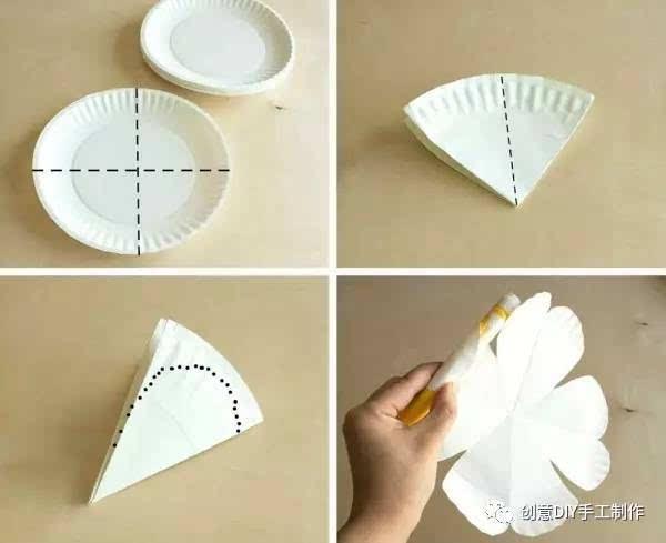 diy餐盘手工制作图片
