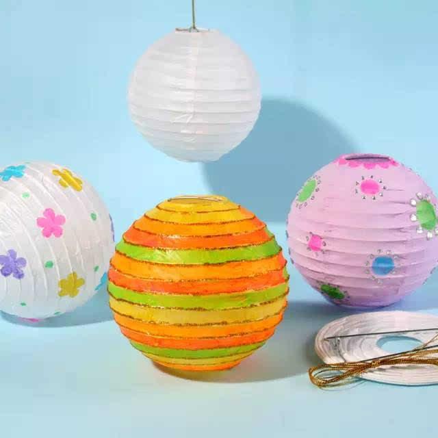 儿童手工制作灯笼欣赏