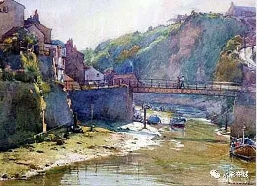 英国画家david curti