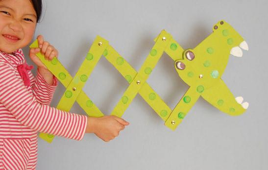 厉害了!各种幼儿园怪兽手工制作教程图片