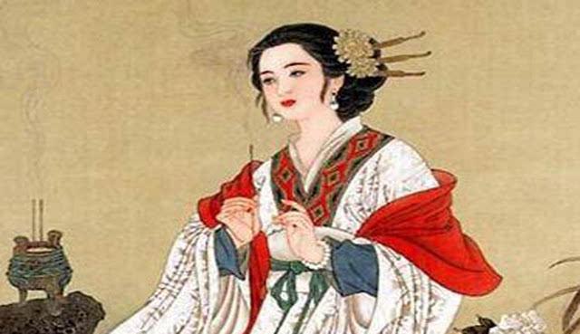 """最终,貂蝉被推上了""""中国古代四大美女""""的神位,享受起和历史真实存在"""