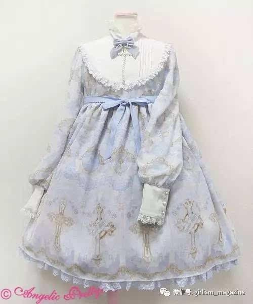 lolita这样穿 | 穿对裙撑,放大裙子2倍的美图片