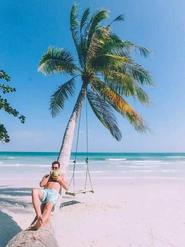 富国岛的海滩这么美,越南才是近在咫尺的马尔代夫
