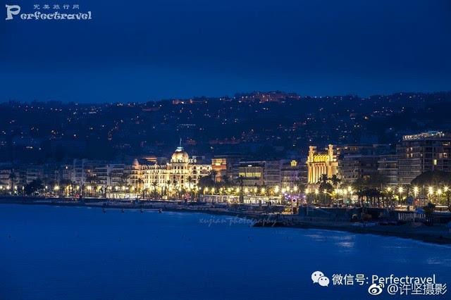 旅直播图 四 法国蔚蓝海岸尼斯 皇家赌场摩纳哥