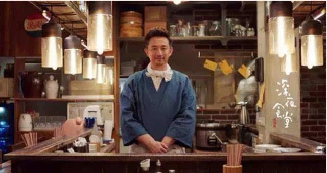 那么为什么日本小林薰版《深夜食堂》既赚了眼泪,又赚了口碑,同样图片