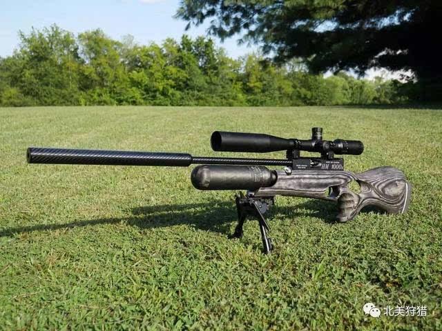 【狩猎装备】pcp气步枪知多少?