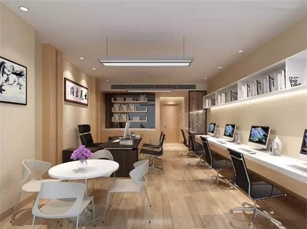 五脏俱全,公寓通过对空间的合理运用,轻松实现自住,投资,办公各项功能图片