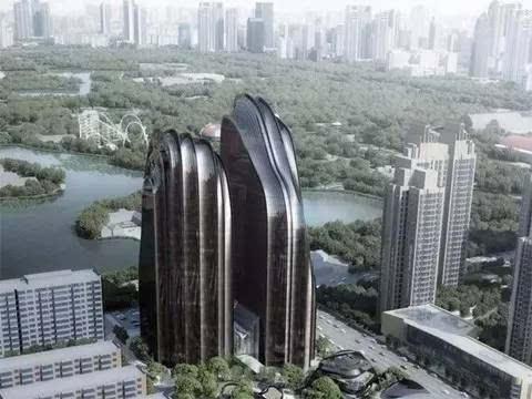 699平方米,是由香港骏豪集团投资建造的地产项目,设计理念来自国际图片
