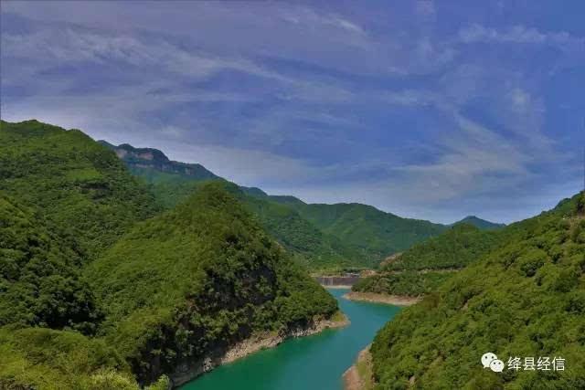 隐匿在绛县的秘境东桑池!-旅游频道