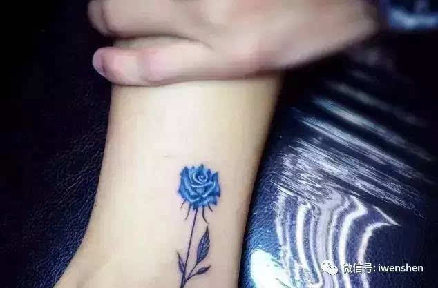 纹身| 血玫瑰