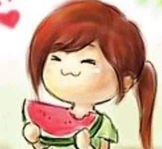小时候常听爸爸妈妈说,如果不小心吞了西瓜籽,它会在你的肚子里发芽