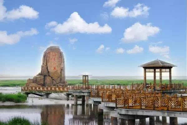 如东旅游资源 | 小洋口景区 狼山鸡 南莫境内青墩遗址的发掘和研究