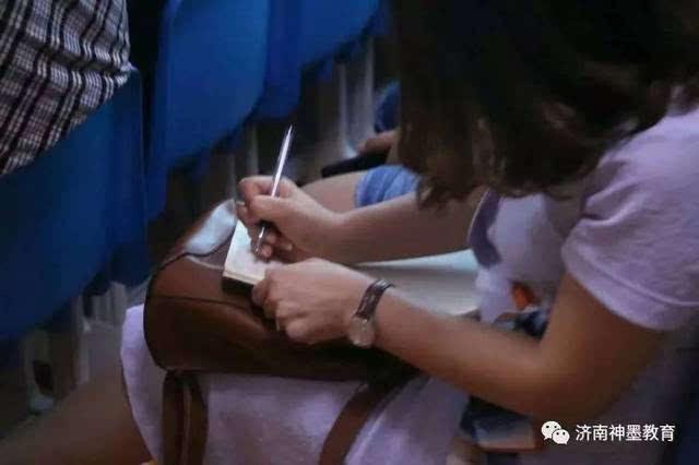 济南神墨教育 爱能赢父母智慧课堂走进万寿路校区